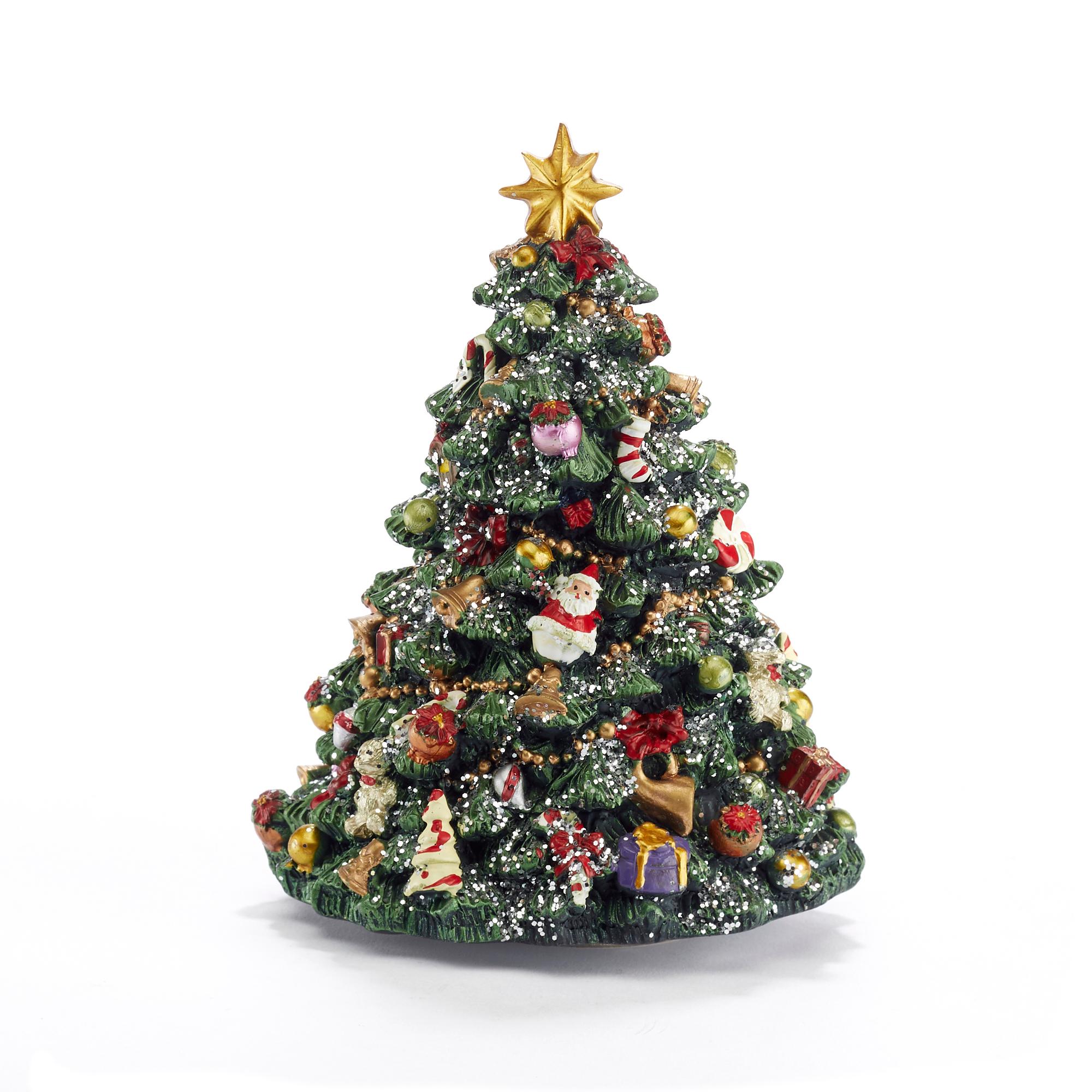 Windup Musical Christmas Tree | Gump\'s