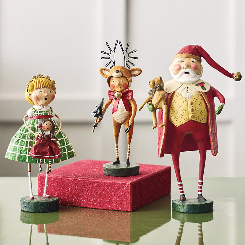 Lori Mitchell Holiday Figures