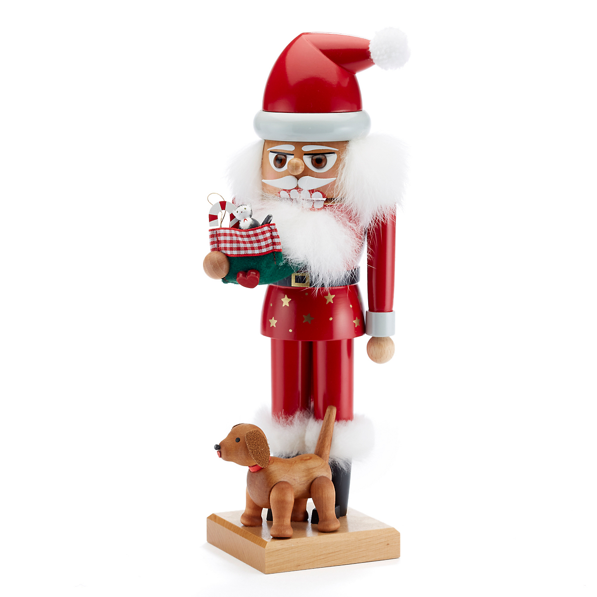 Santa & Friends Nutcracker