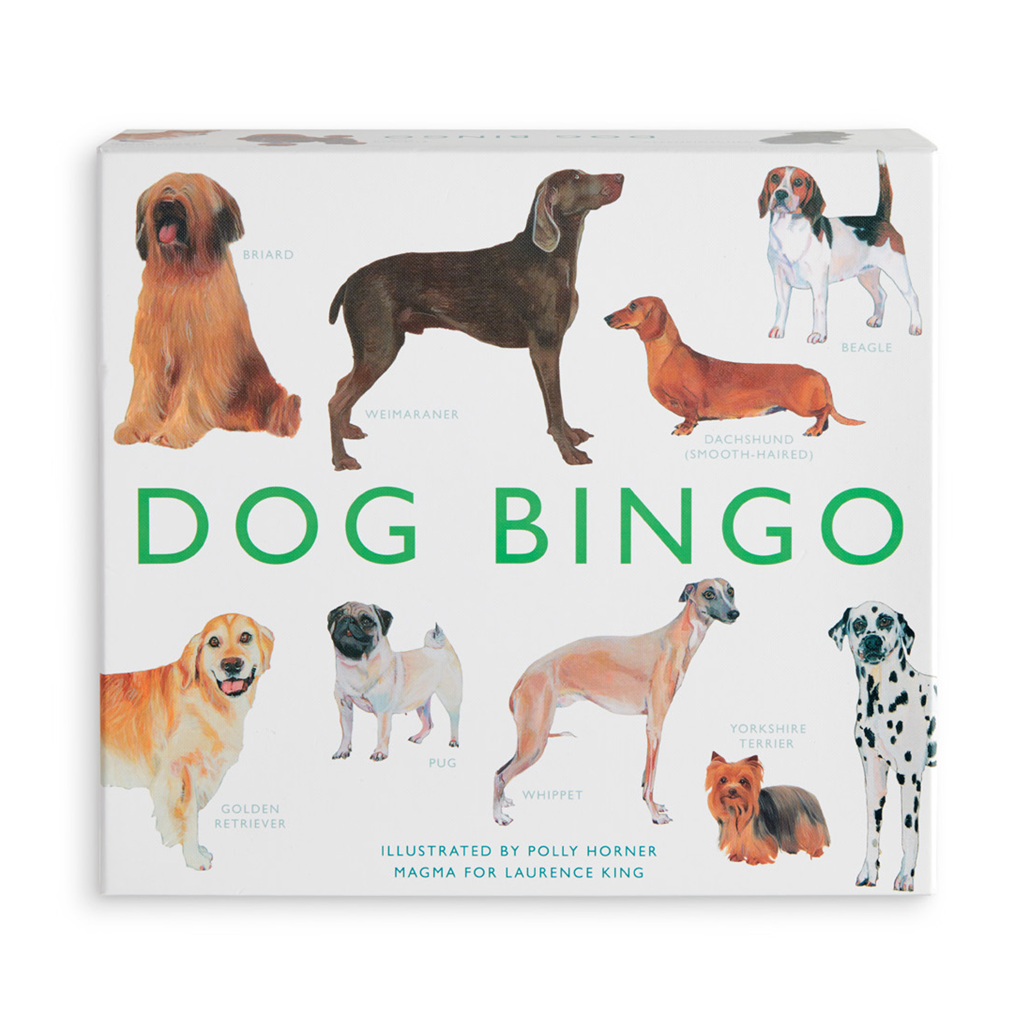 Dog & Cat Bingo Games