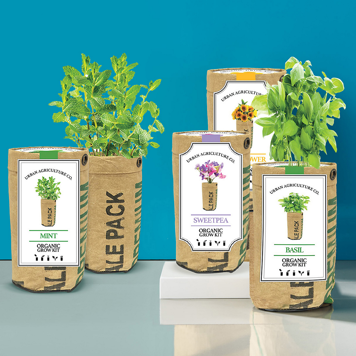 Home Gardener Grow Kits