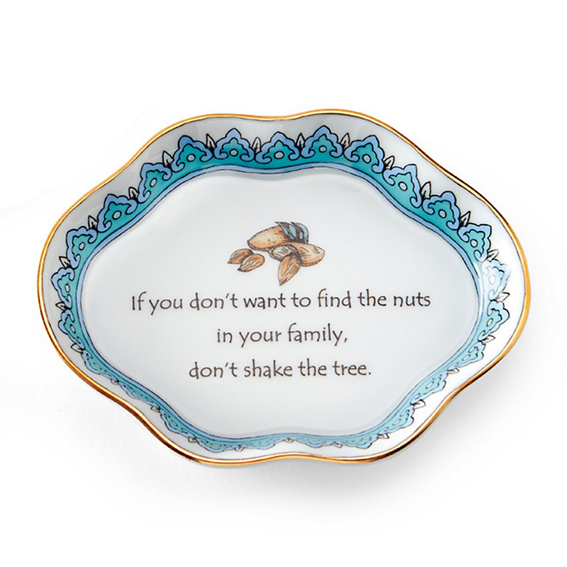 If You Don't Want To Find Nuts... Trinket Dish
