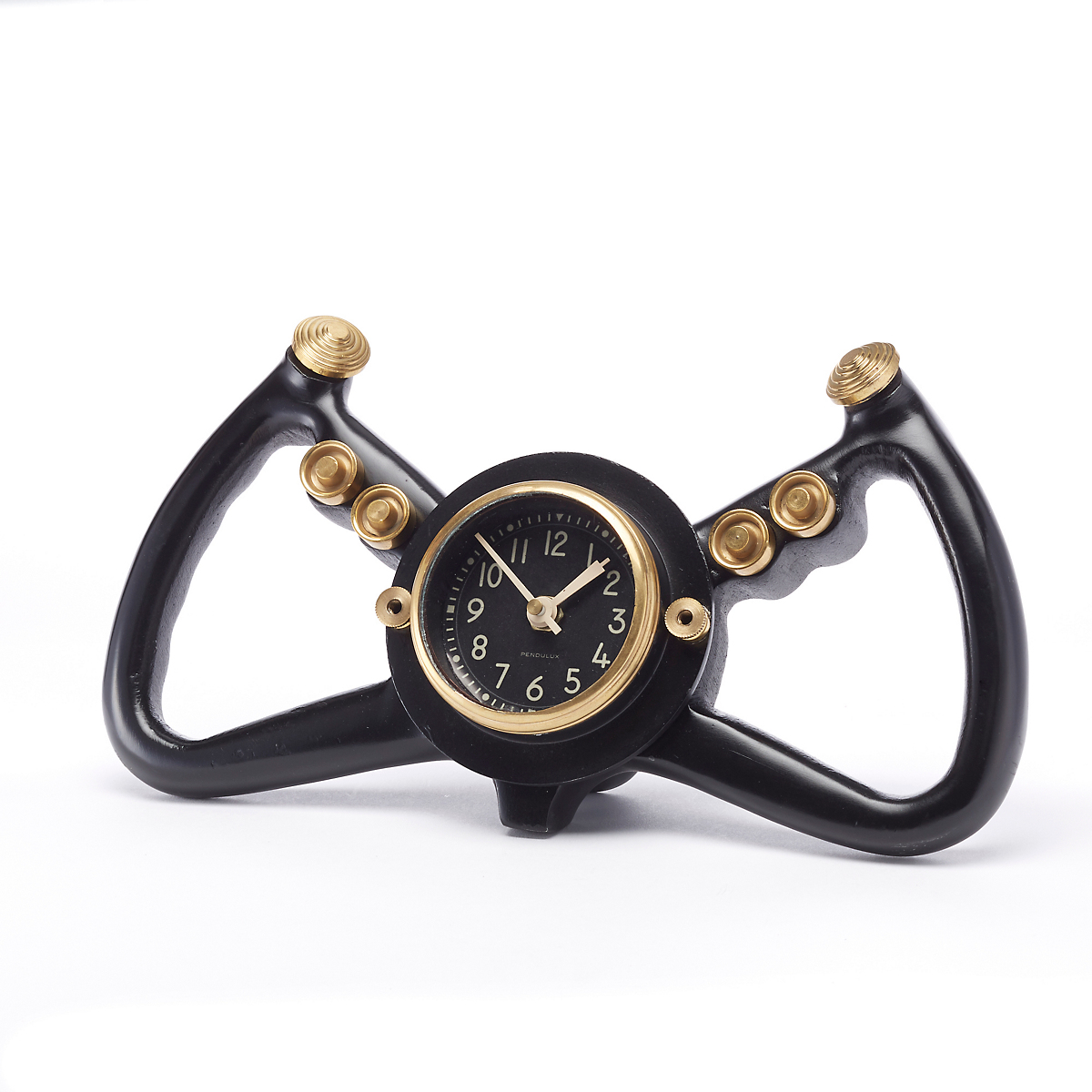 Pendulux Cockpit Table Clock