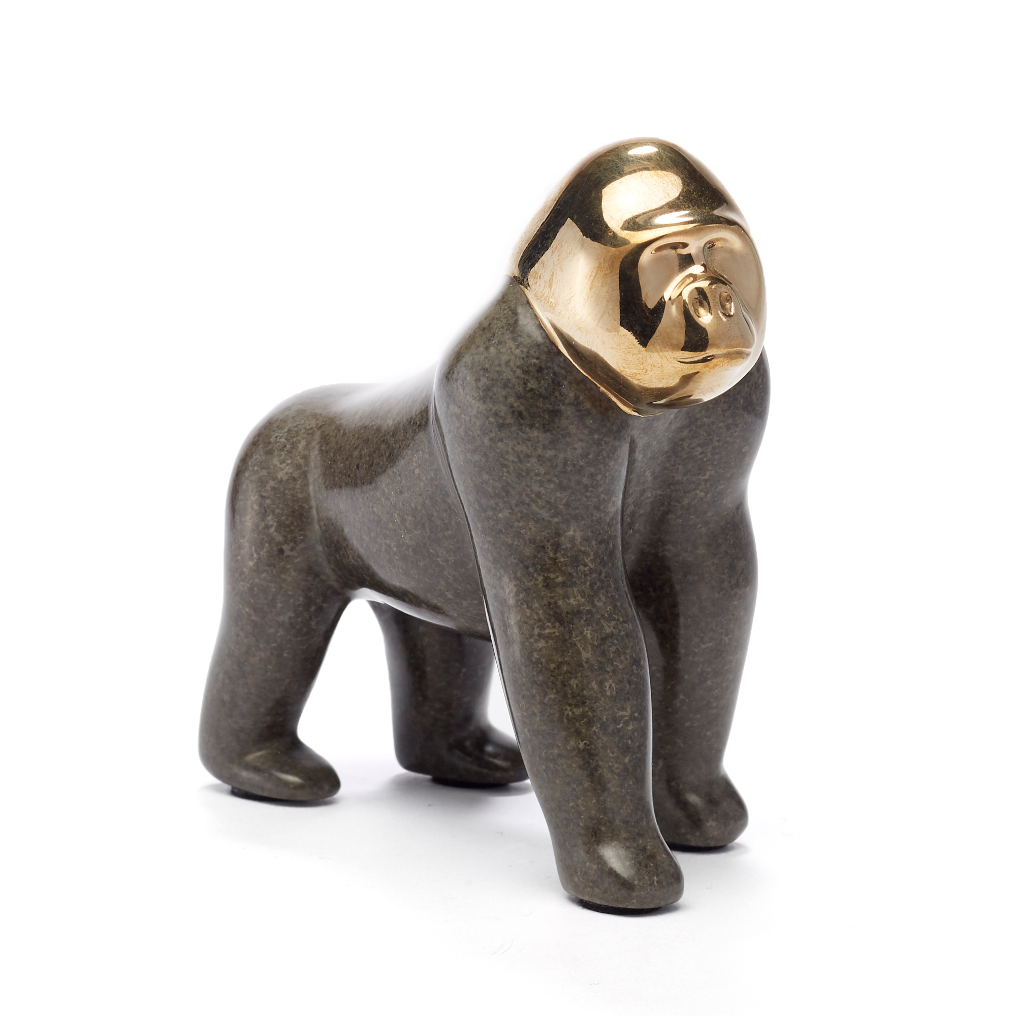 Loet Vanderveen Legacy Edition Classic Gorilla In Silver/ Charcoal