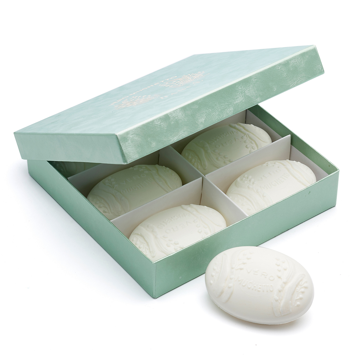 Rance Soap Set, Lily Of The Valley