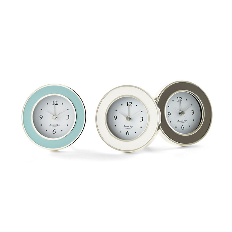 Enameled Alarm Clock