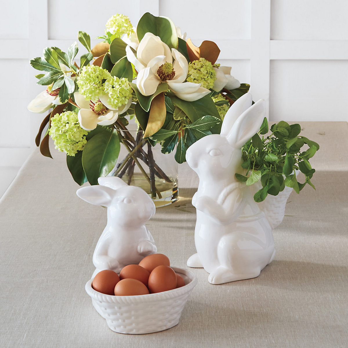 Easter Bunny Containers