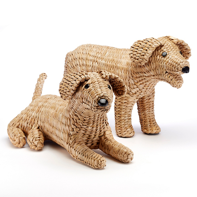 Handwoven Canines