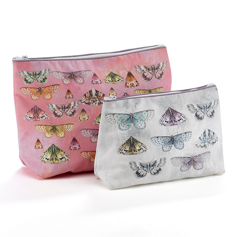 Butterfly Toiletry Bags