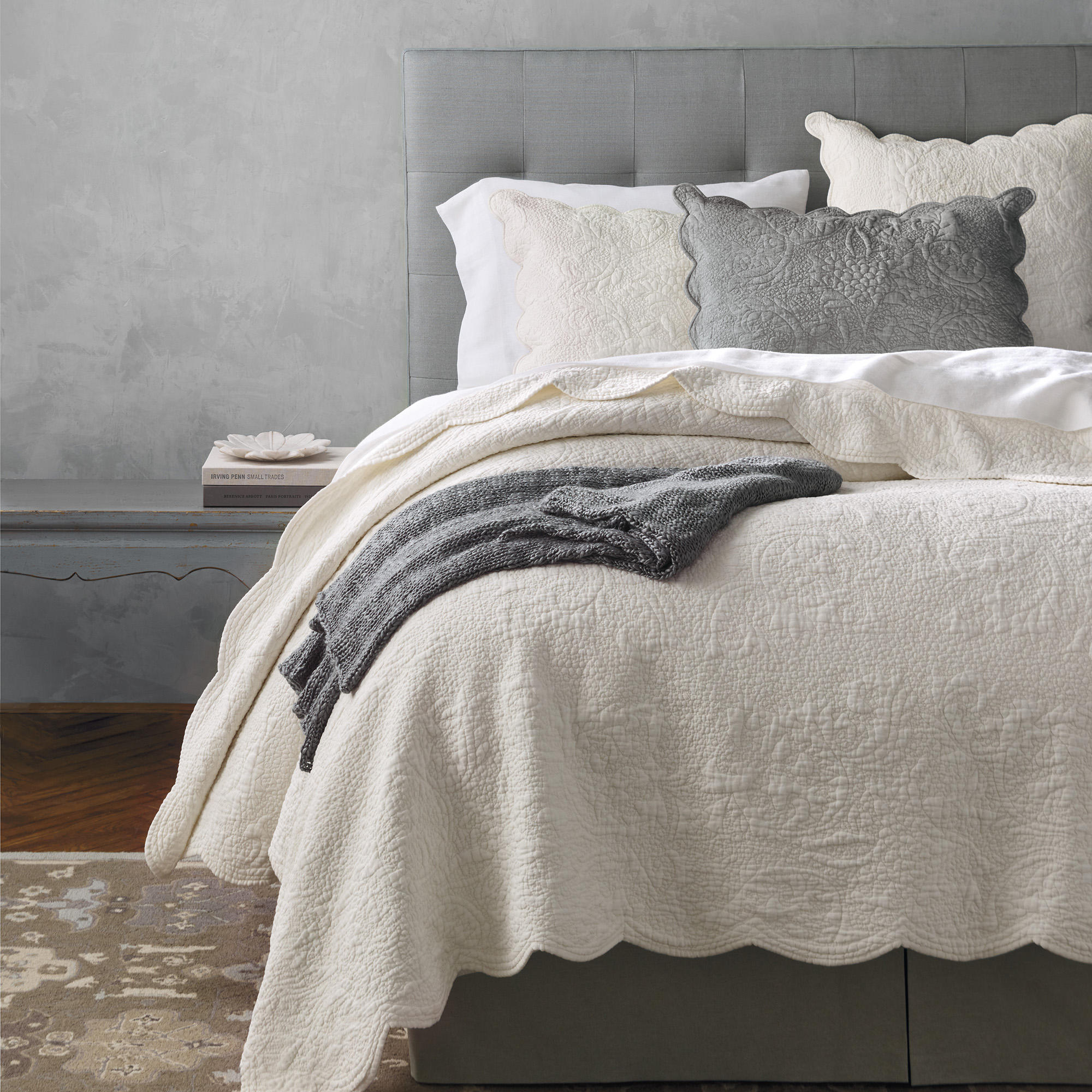 Kentfield Linen Bedding