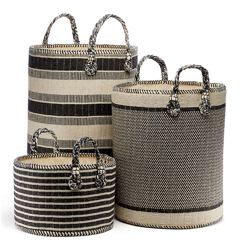 Ibiza Baskets, Set Of 3