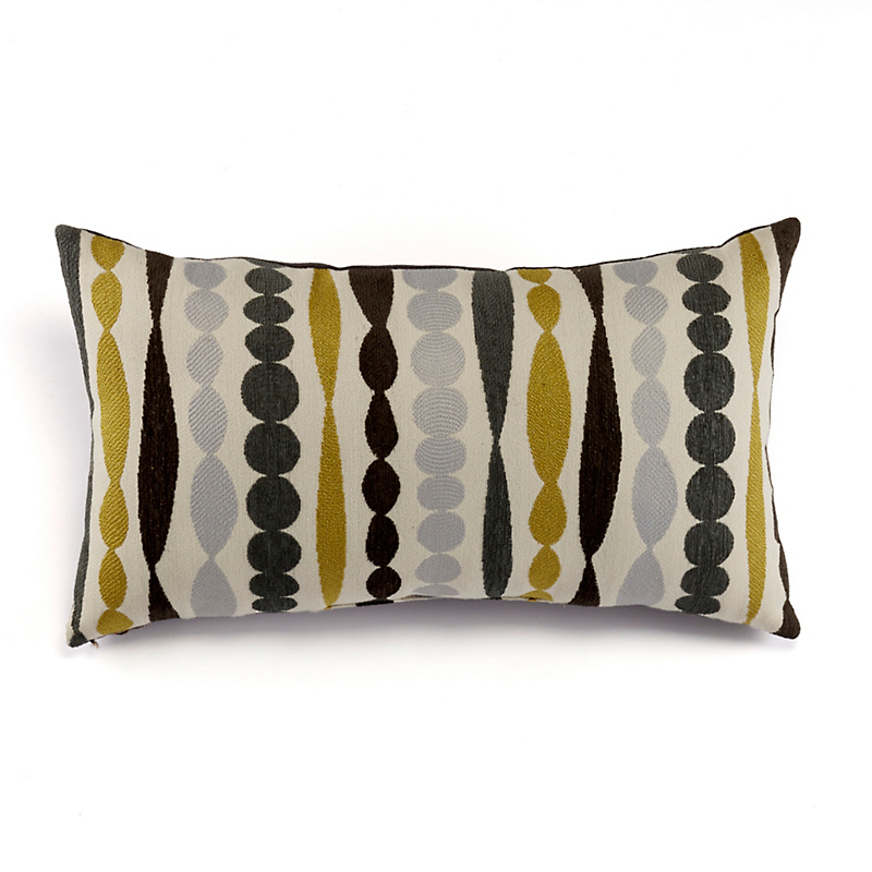 Ripples & Drops Lumbar Pillow