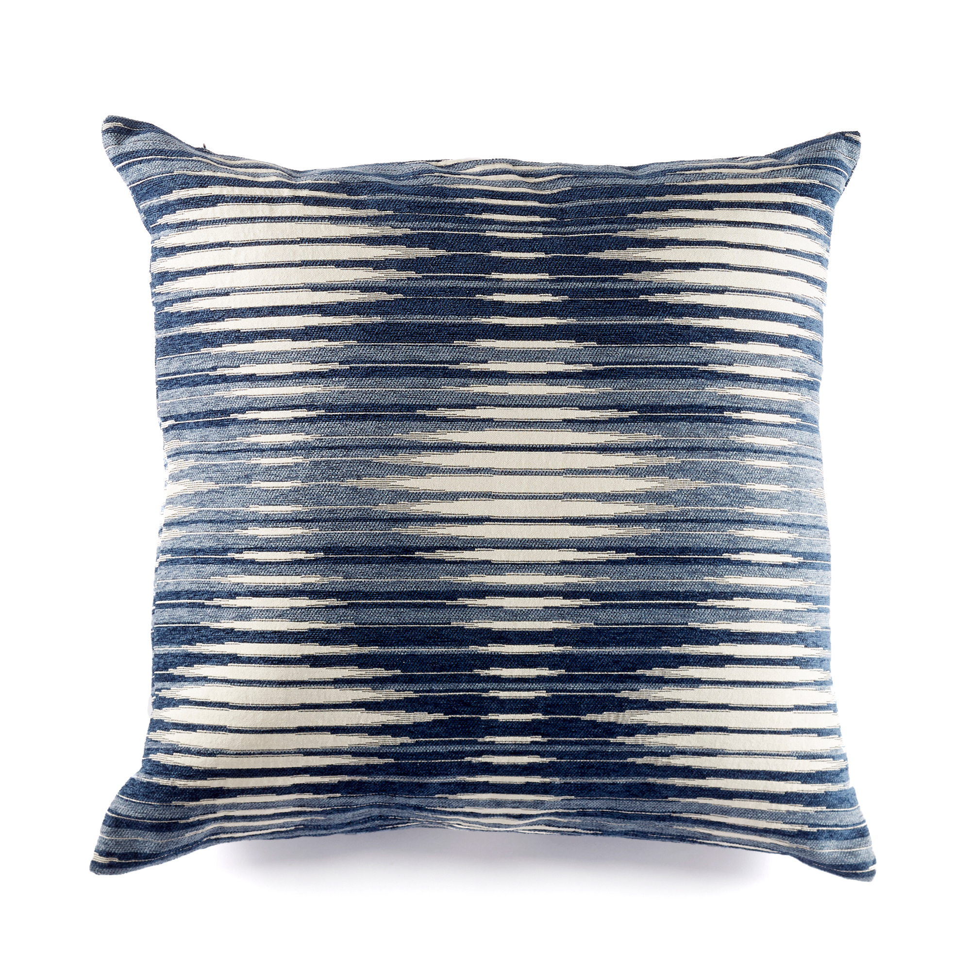 Geo Striped Jacquard-Woven Pillows, Accordion