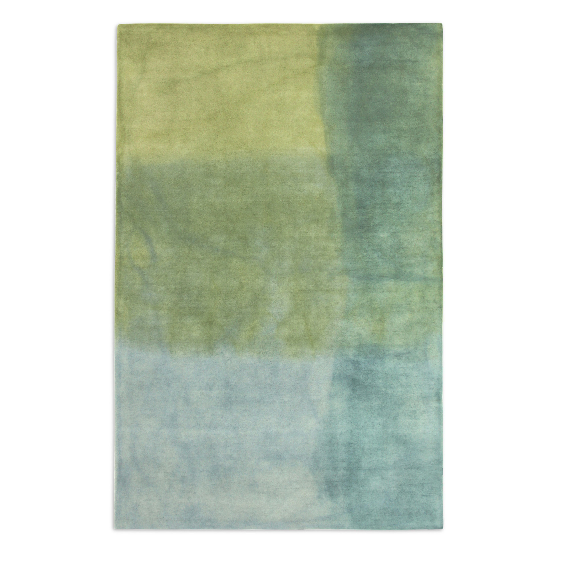Piazza Watercolor Rug