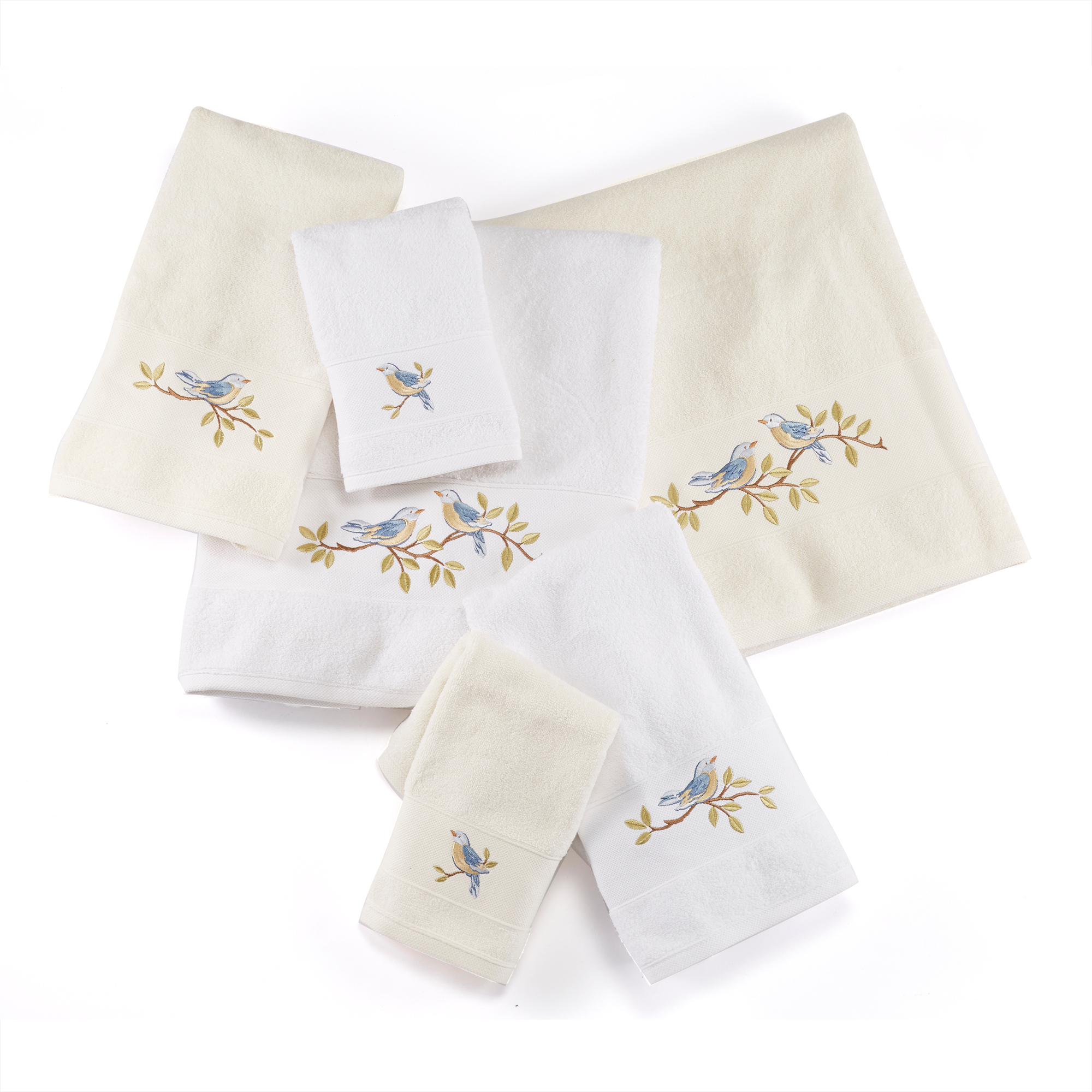 Chelsea Garden Towels, Birds