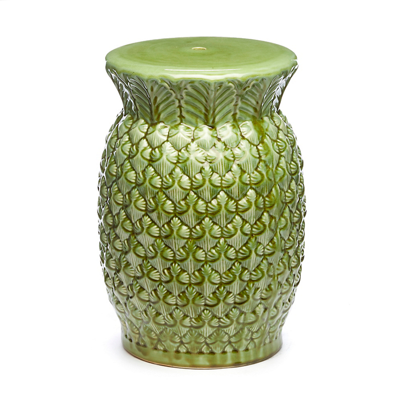Pineapple Garden Stool