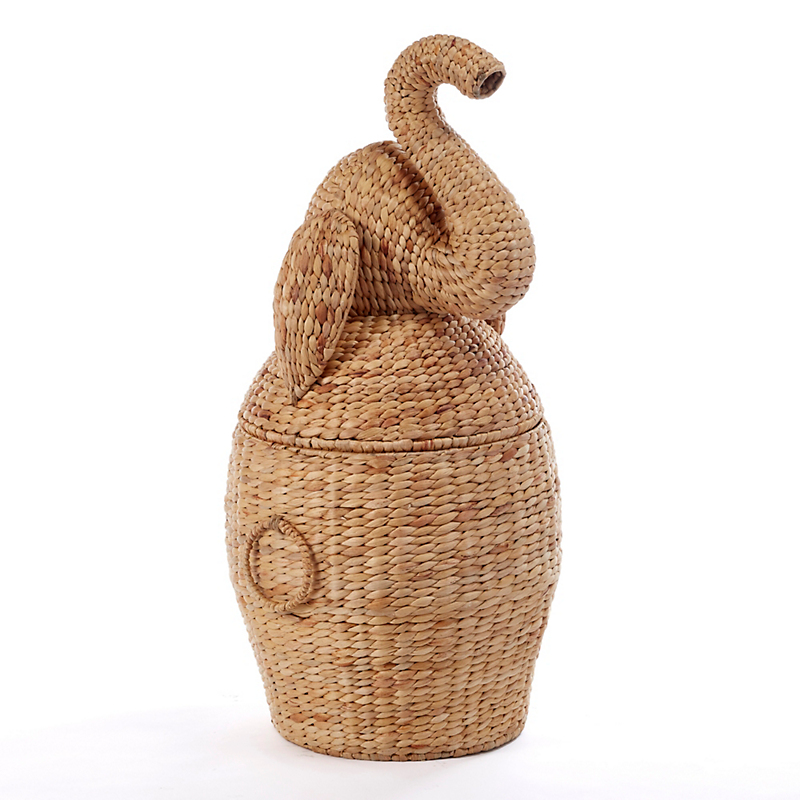Elephant Storage Basket