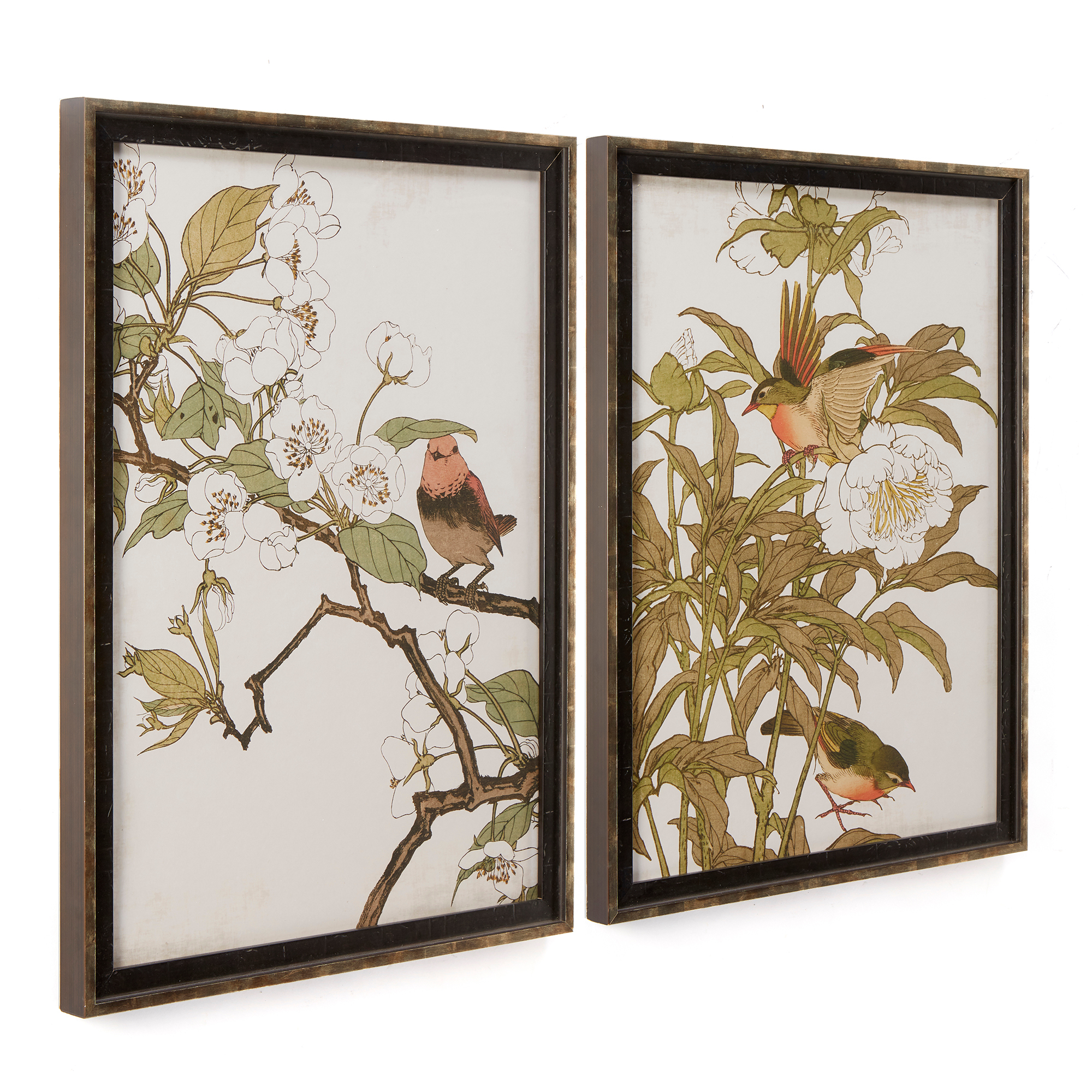 Japanese Bird Prints