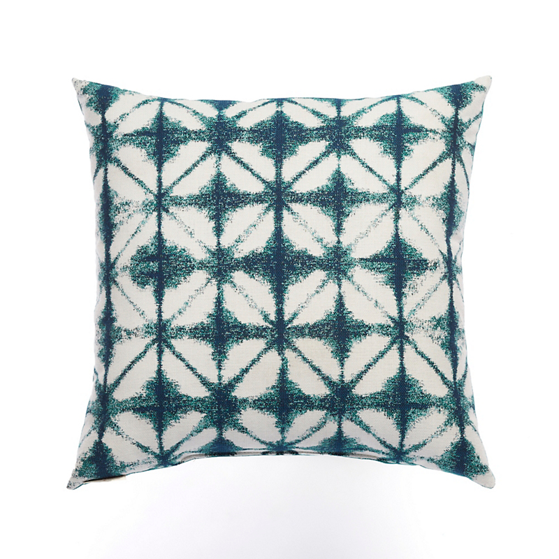 Sea & Sky Indoor/Outdoor Pillow, Bermuda