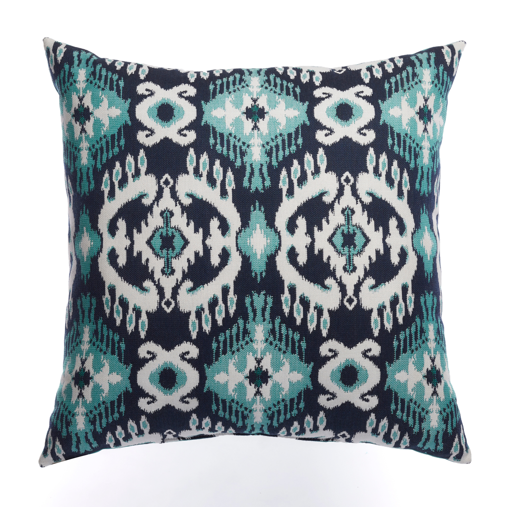 Sea & Sky Indoor/Outdoor Pillow, Marine