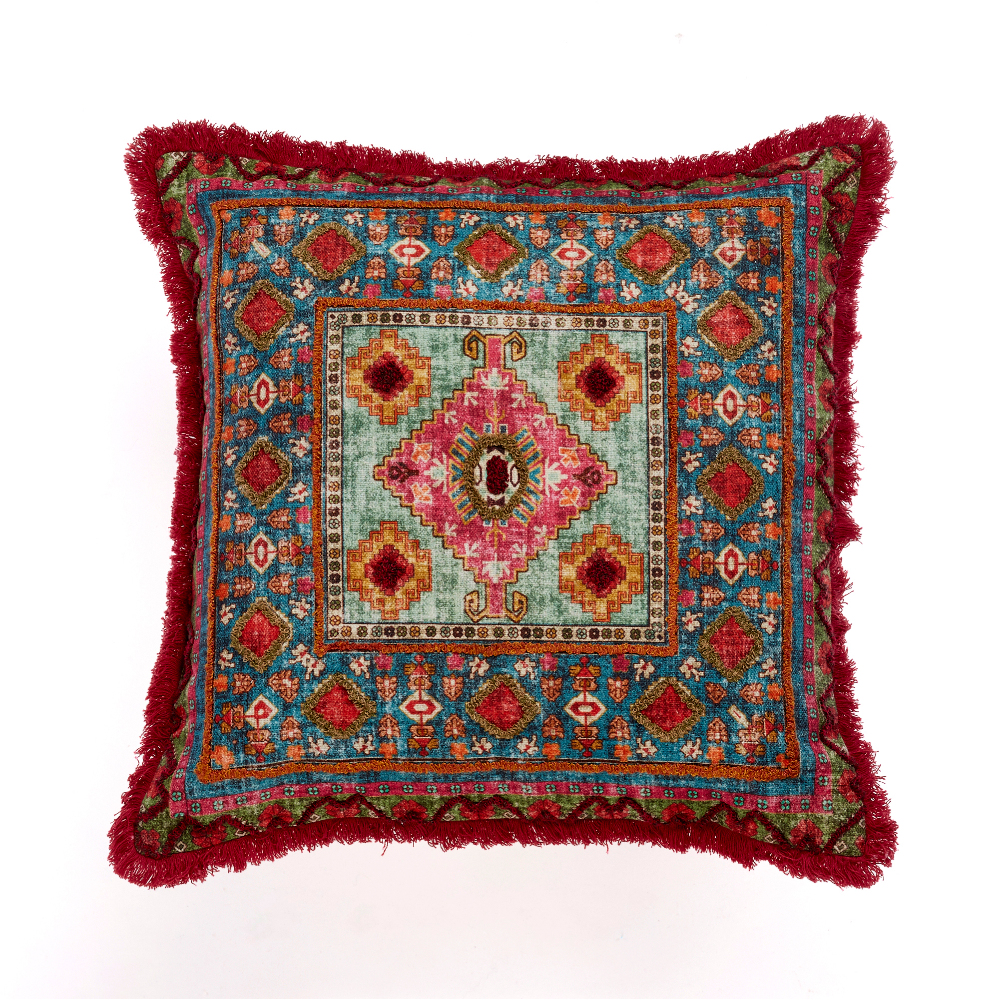 Bohemian Pillows, Square