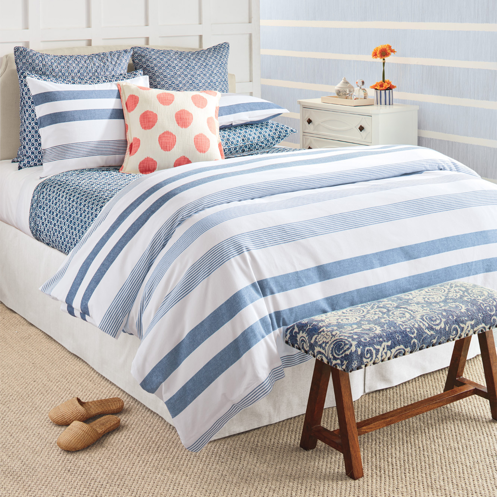 Nantucket Bedding