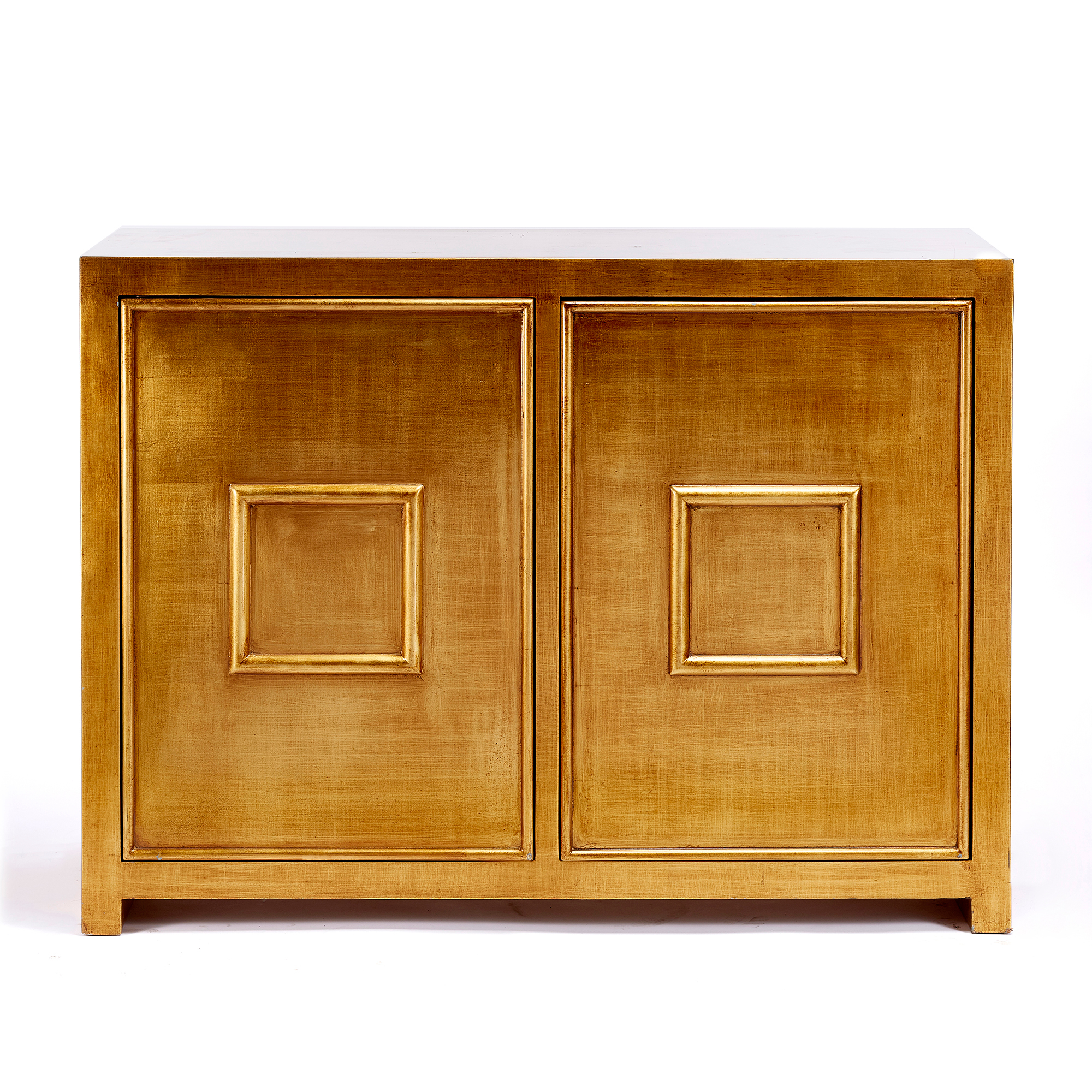 Bel Air Gold Cabinet