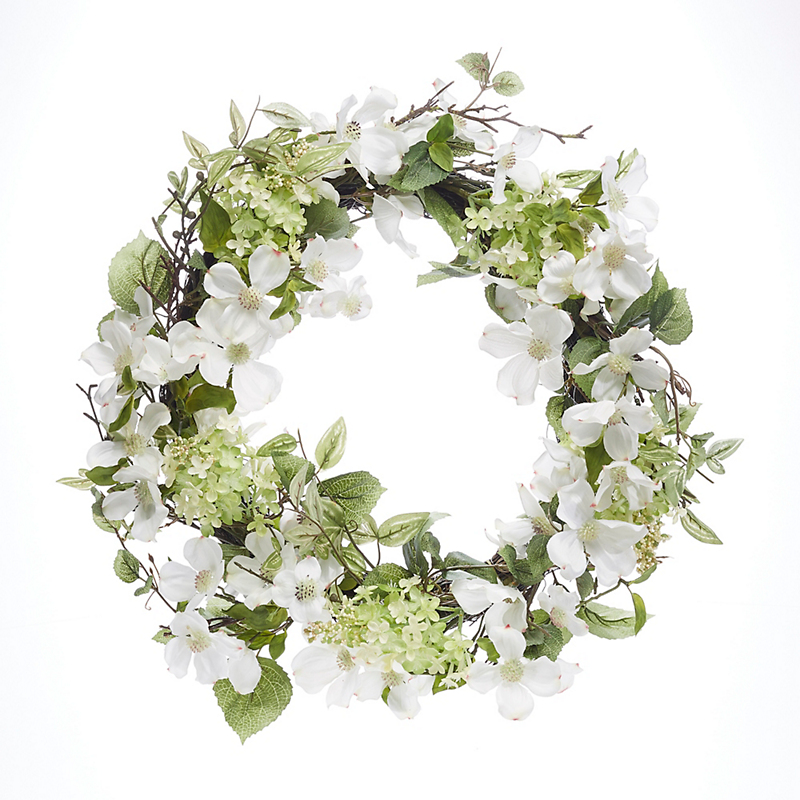 Bailey Dogwood Wreath