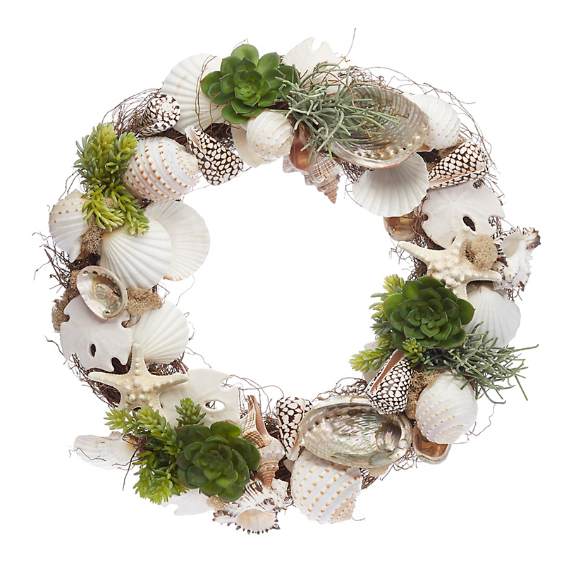 Carmel Seashore Wreath