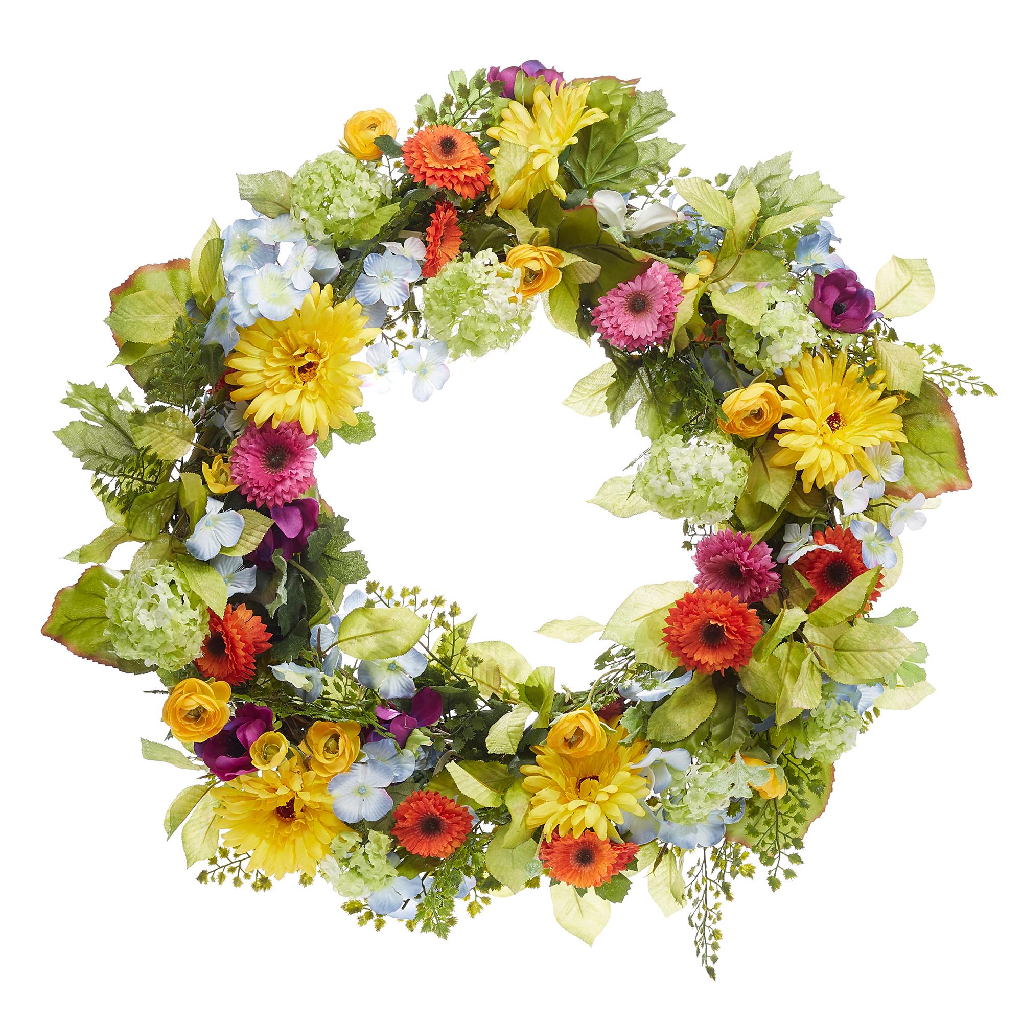 Summer Meadow Wreath
