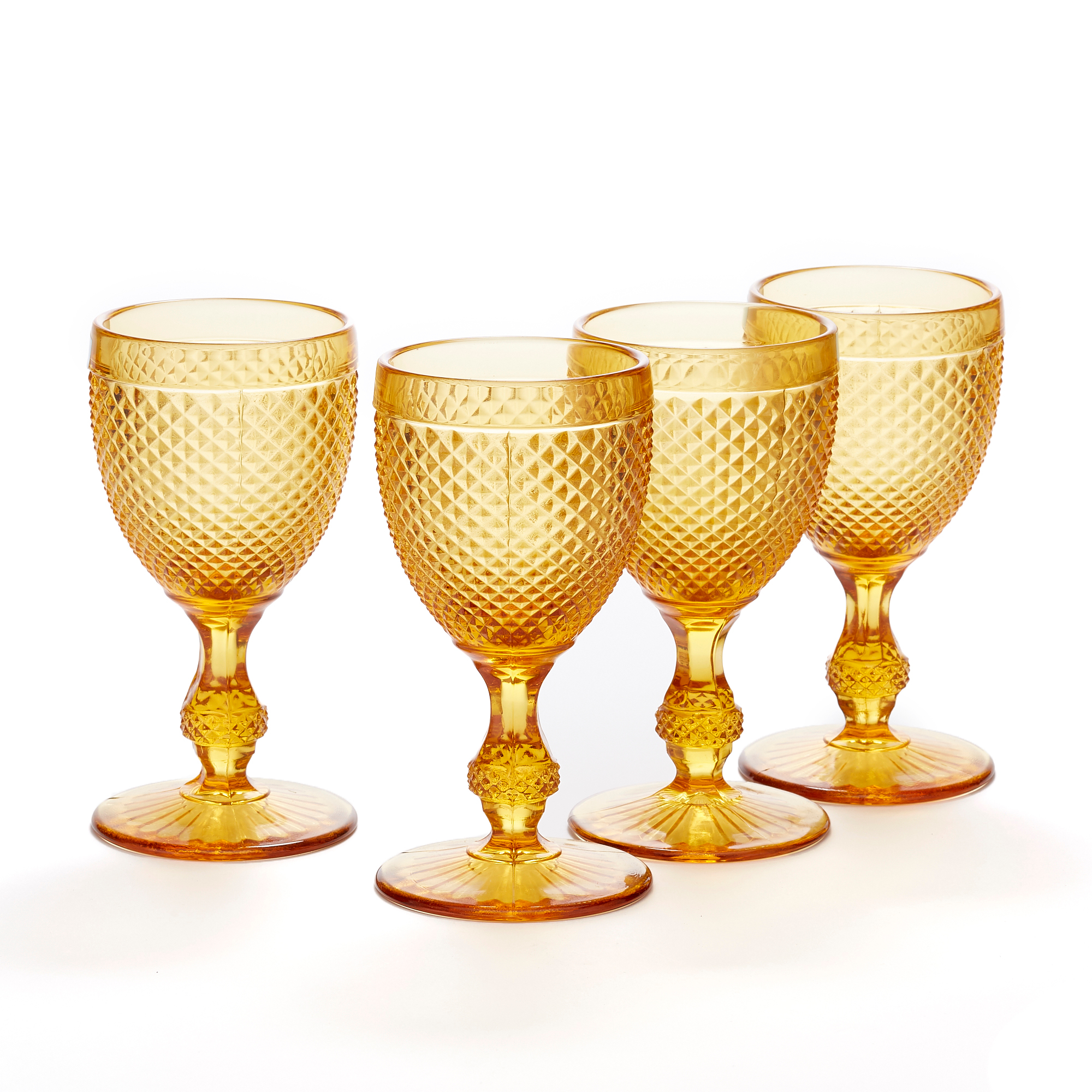Printemps Wineglasses, Set of 4