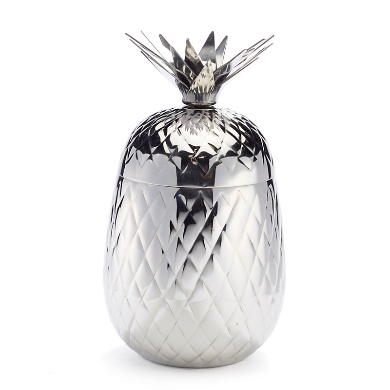 Godinger Silver Pineapple Ice Bucket