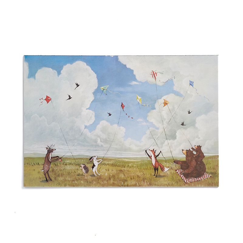 Kite Party Paper Placemats