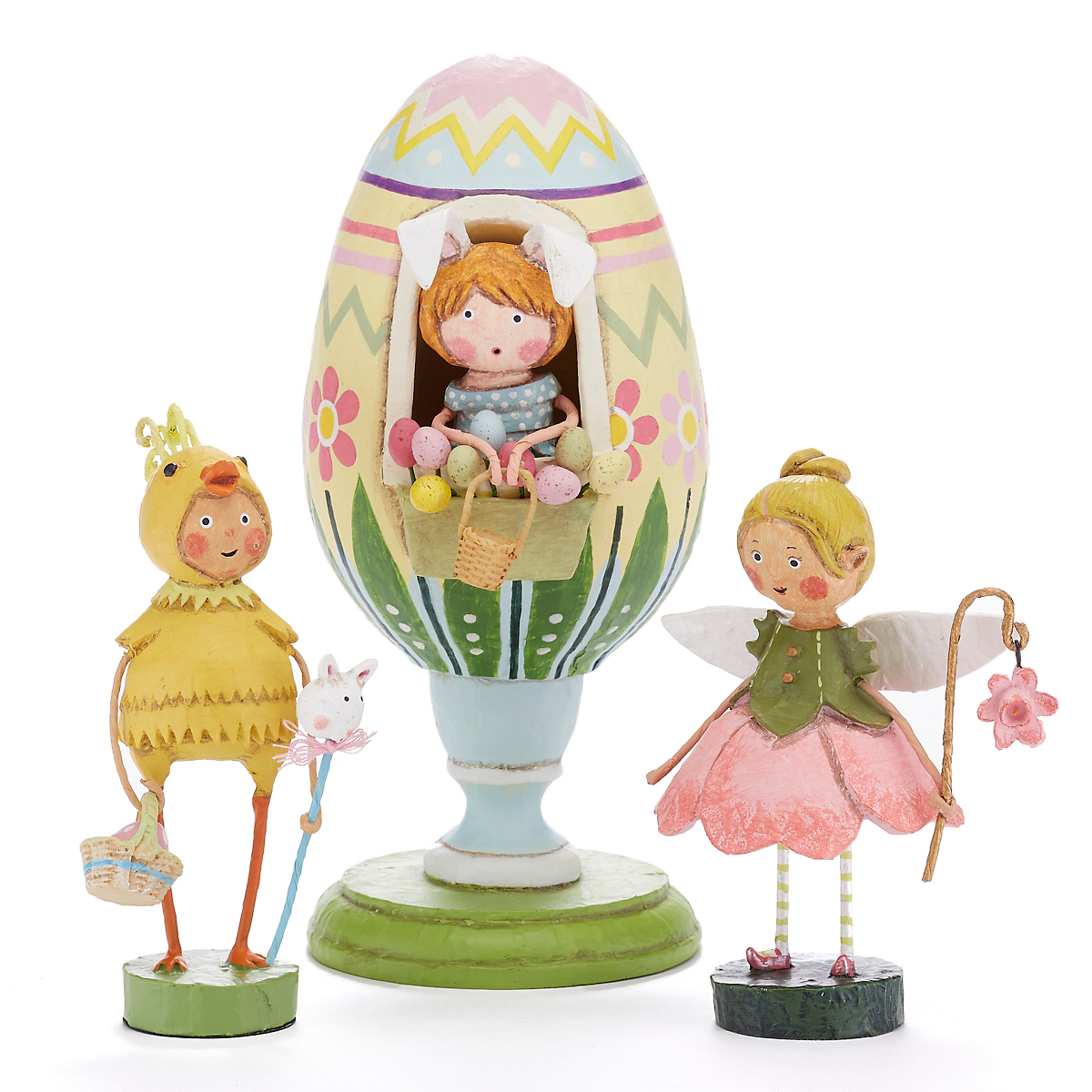 Lori Mitchell Easter Parade Figures