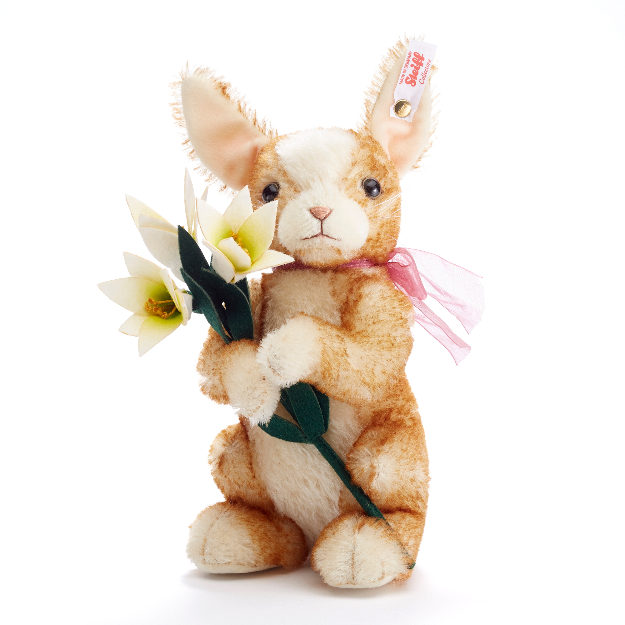 Steiff Spring Lily Bunny