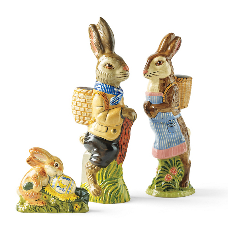 Vaillancourt Easter Rabbit Family