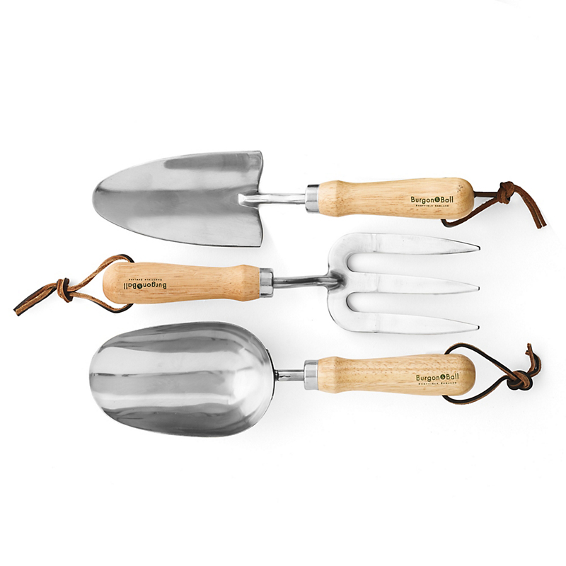 English Gardening Tools, Set Of 3