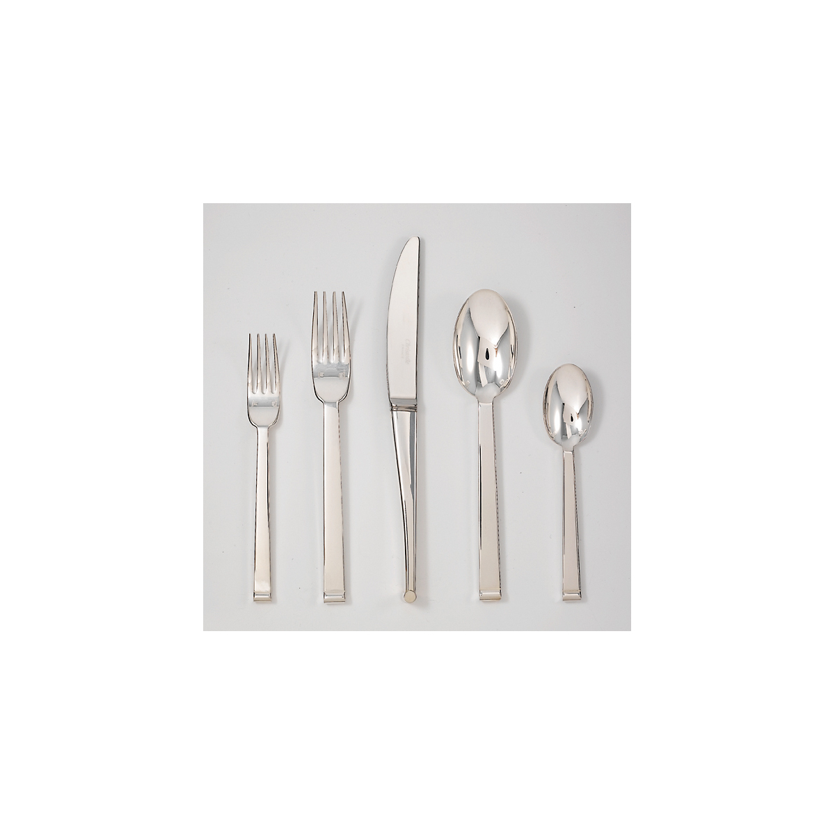 christofle silver plate flatware gump 39 s. Black Bedroom Furniture Sets. Home Design Ideas