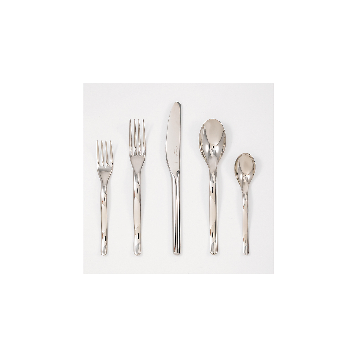 Christofle Tenere Stainless Flatware & Christofle Tenere Stainless Flatware | Gump\u0027s