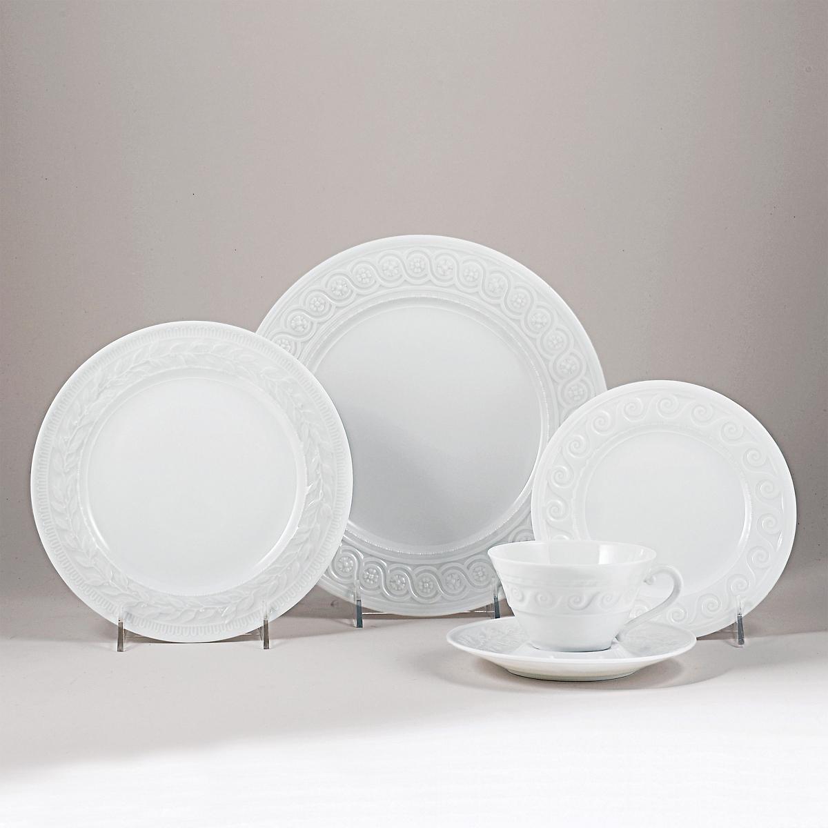 Bernardaud Louvre Dinnerware & Bernardaud Louvre Dinnerware   Gumpu0027s
