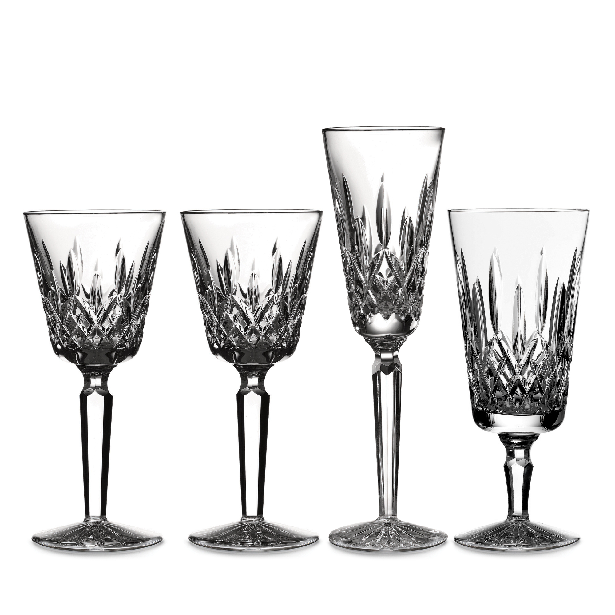 Waterford Lismore Tall Stemware
