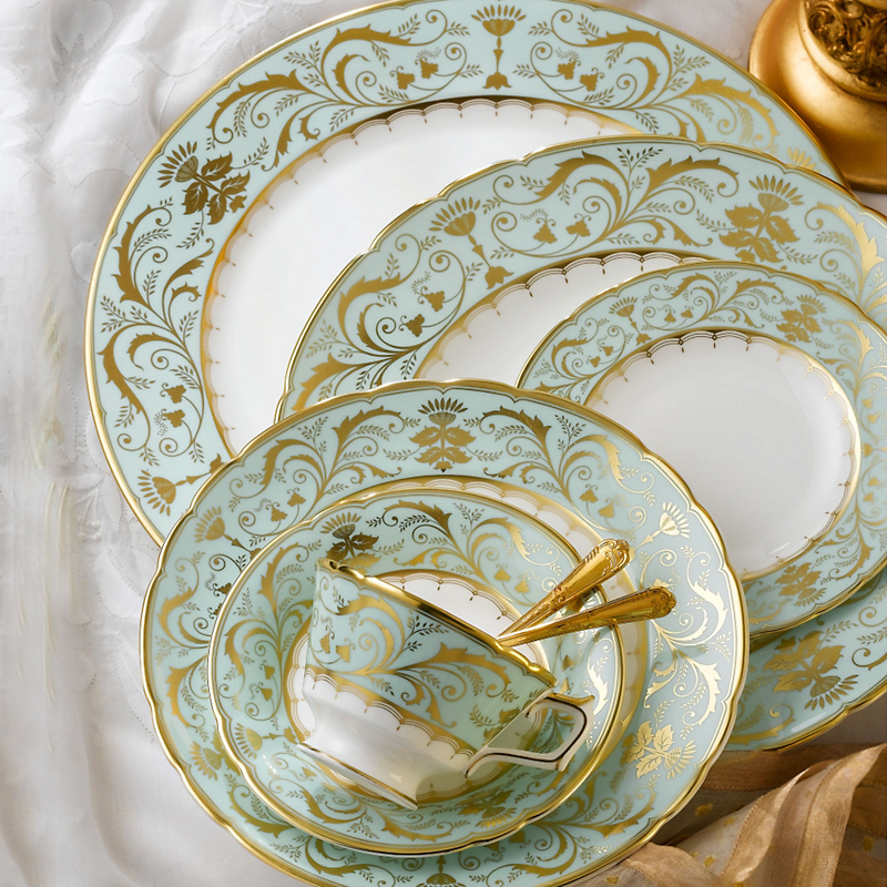 Royal Crown Derby Darley Abbey Dinnerware Gumps