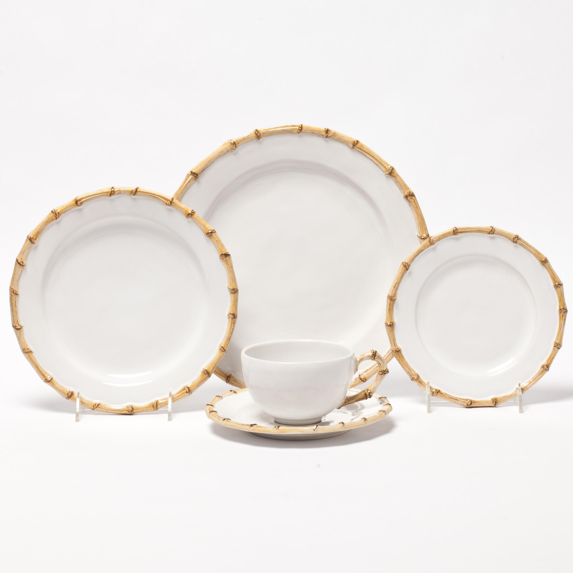 Juliska Bamboo Dinnerware | Gump\'s