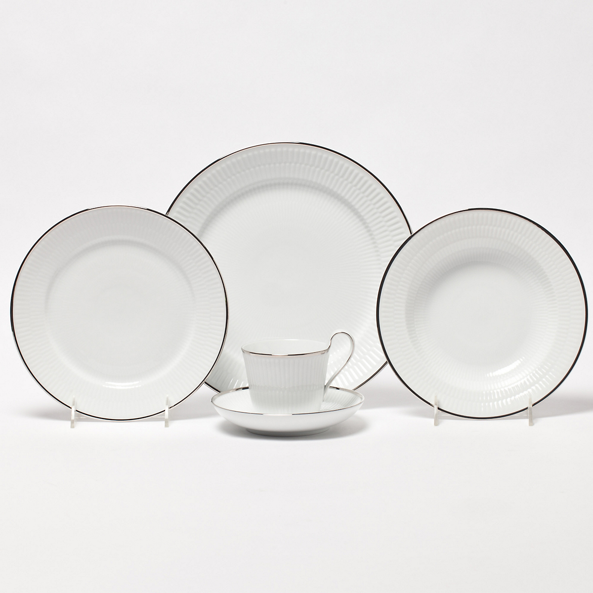 Royal Copenhagen Platinum Dinnerware  sc 1 st  Gump\u0027s & Royal Copenhagen Platinum Dinnerware   Gump\u0027s