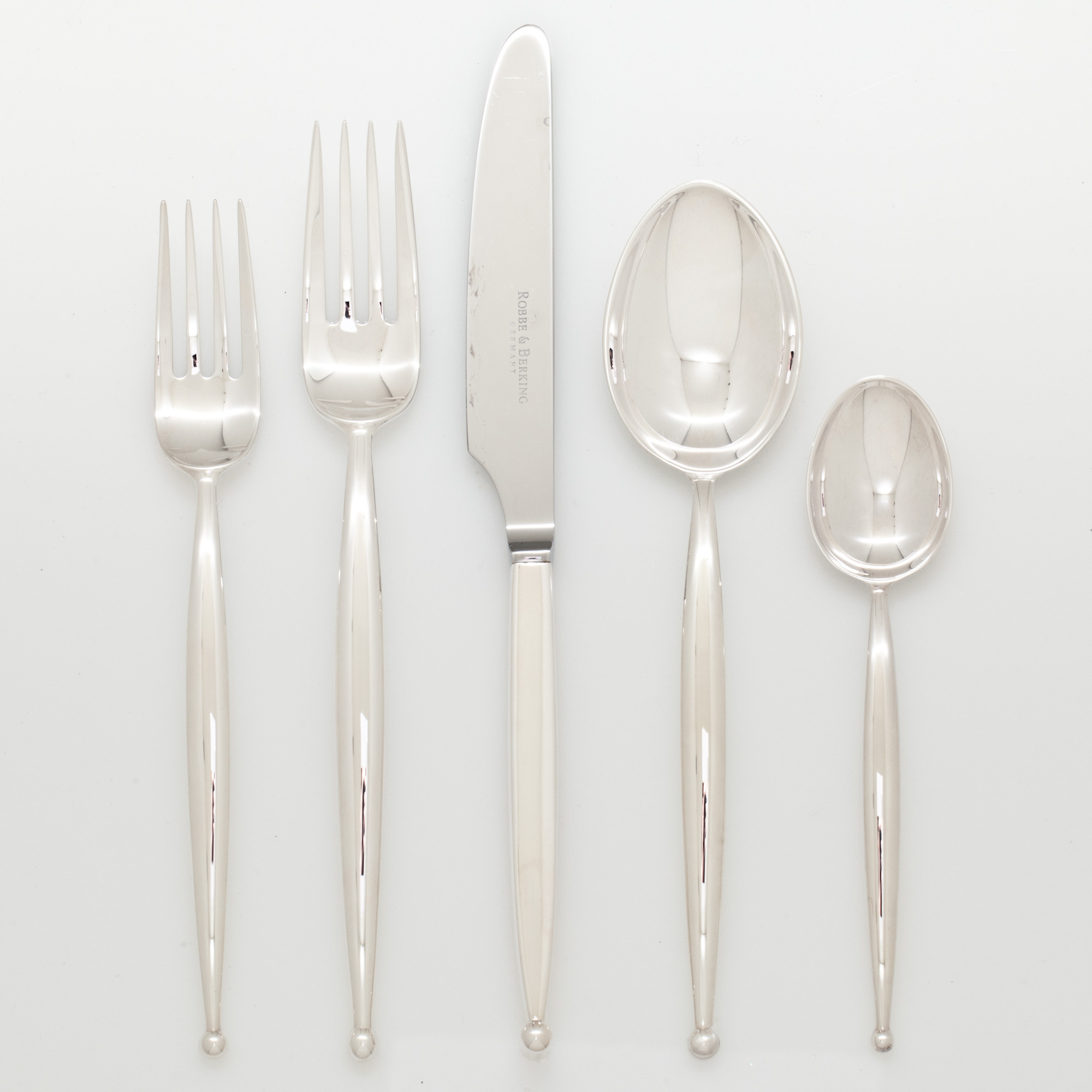 Robbe & Berking Gio Sterling Silver Flatware