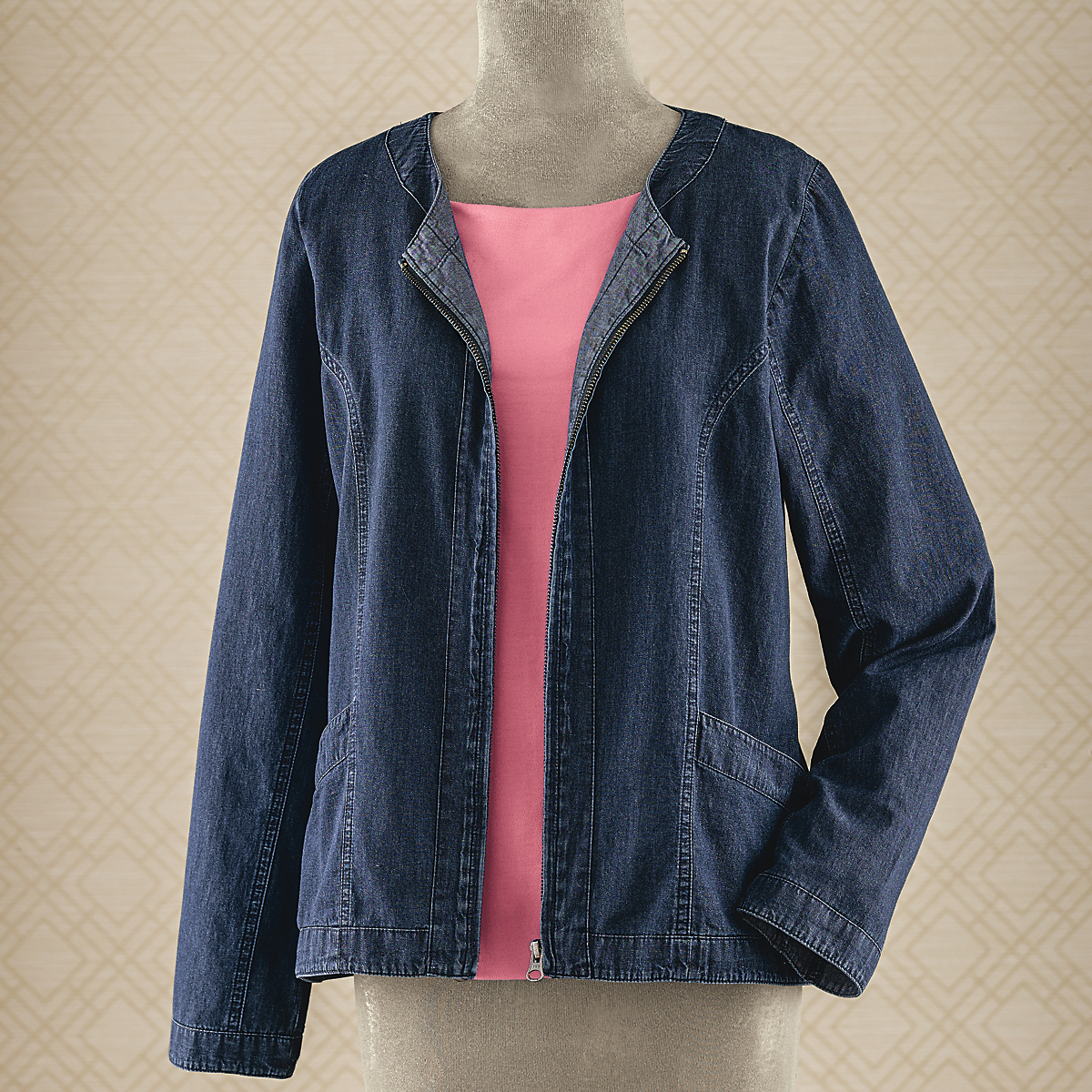 Andrea Denim Jacket