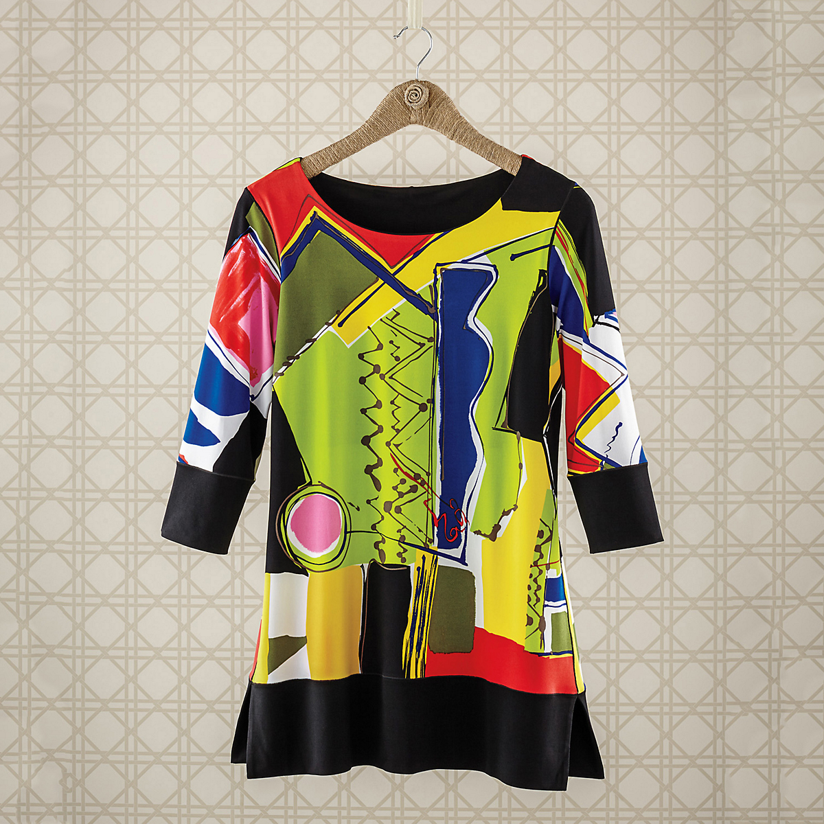 Surrealist Tunic