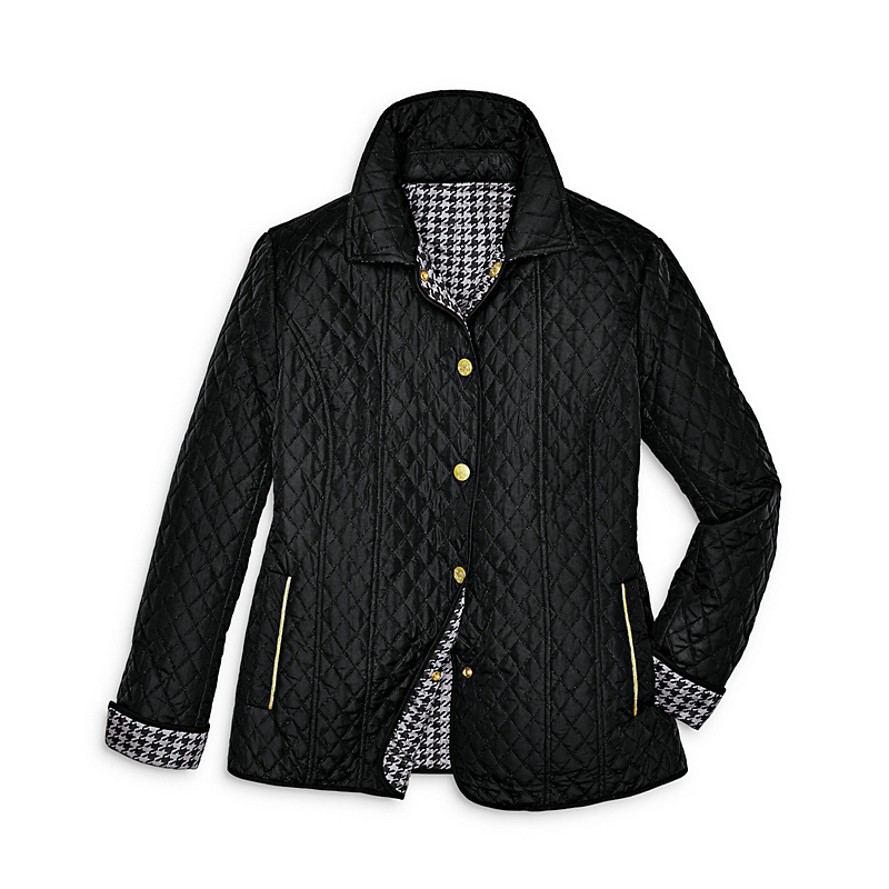 Carolina Quilted Jacket