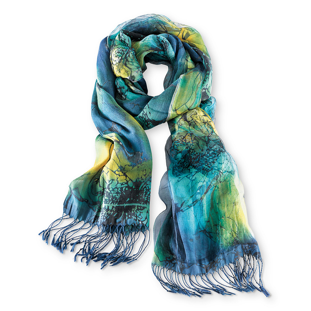 Sea Silk Scarf