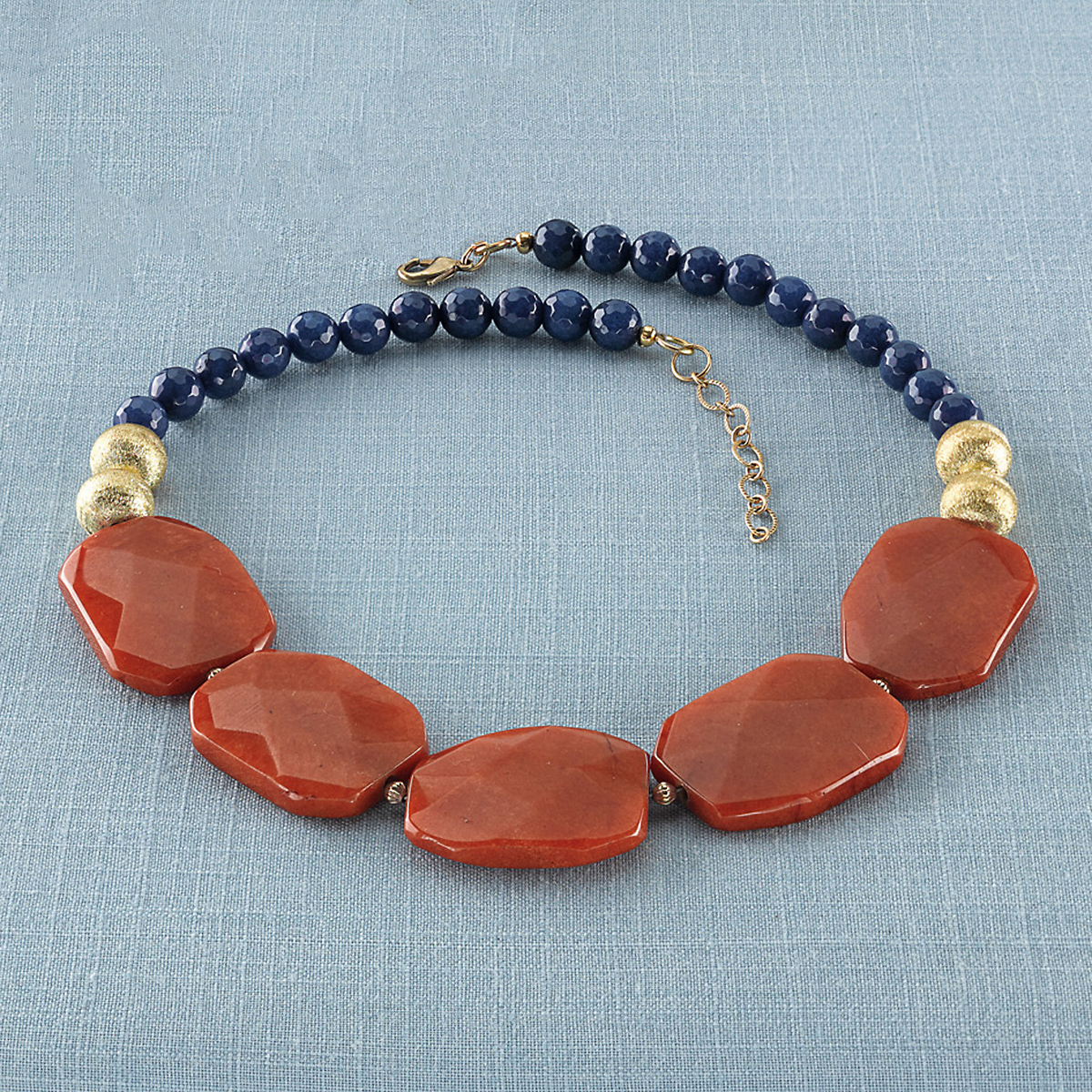 Palmilla Coral Necklace